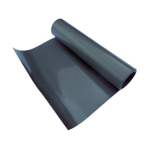 (まとめ) 下西製作所 カラーマグネットシート青T0.9×300×300 NT7SA09300300 1個 【×10セット】