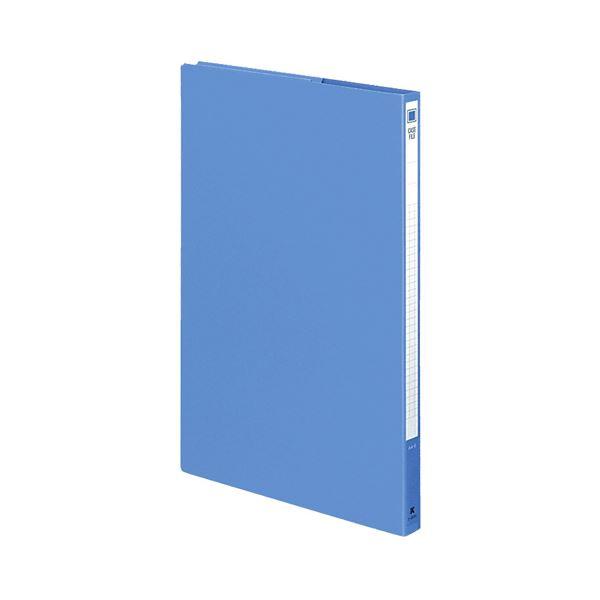 (まとめ) コクヨ ケースファイル A4タテ背幅17mm 青 フ-900NB 1冊 【×50セット】