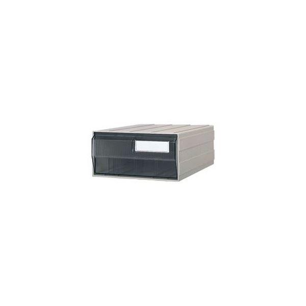 (まとめ)サカセ化学工業 ビジネスカセッター A41段 黒 A4-241C 1台【×3セット】