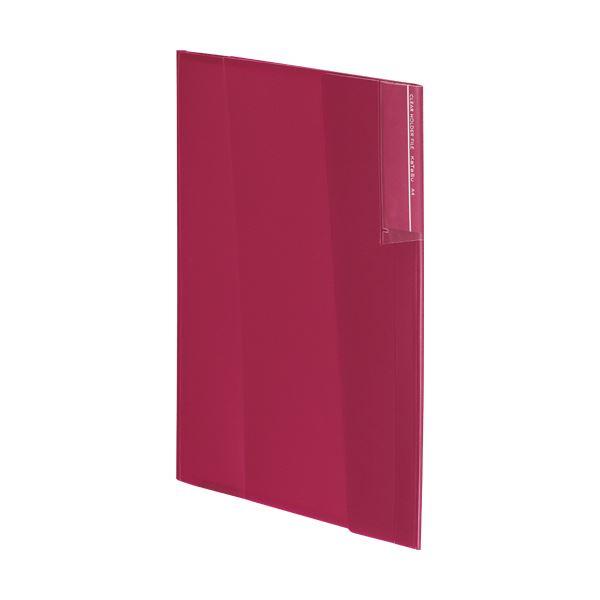 (まとめ) コクヨクリヤーホルダーファイル[KaTaSu] A4 レッド フ-KC5720R 1冊 【×30セット】