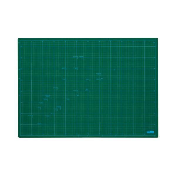 (まとめ) TANOSEE カッターマット A2 450×620mm 1枚 【×5セット】