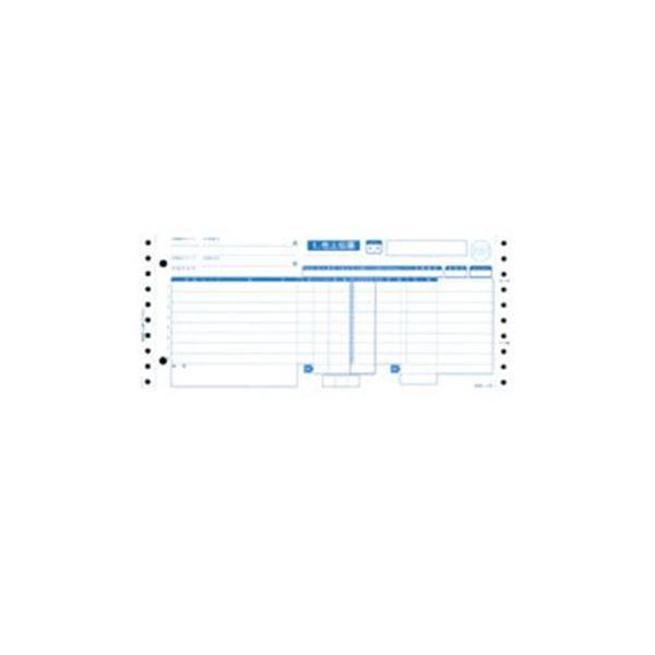 (まとめ)トッパンフォームズ 業務統一伝票 売上伝票(タイプ用) 4枚複写 GS-B4S 1箱(1000組)【×3セット】