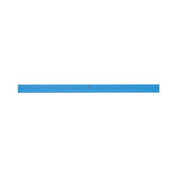(まとめ) TANOSEE マグネットバー W310mm 青 1本 【×30セット】