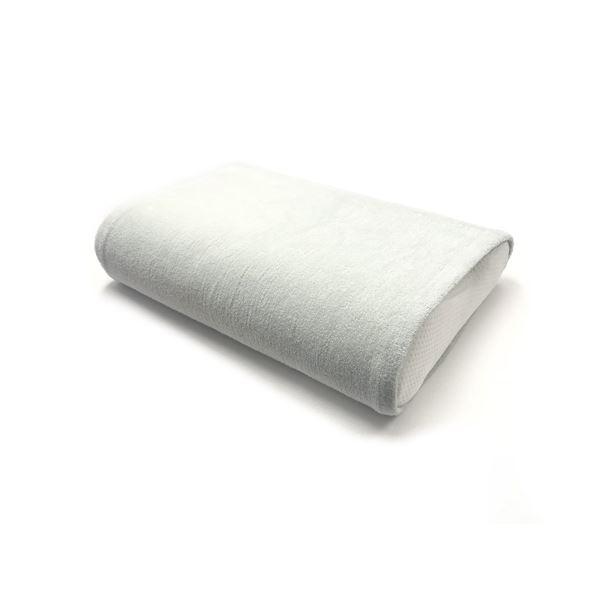 消臭機能付き 枕カバー 【ワイドサイズ 同色2枚セット ミントブルー】 枕サイズ50×70cm迄対応 綿混 日本製 『エアーかおる』【代引不可】