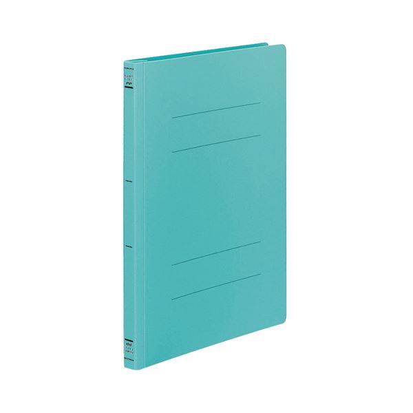 (まとめ) コクヨ フラットファイル(PP) A4タテ 150枚収容 背幅20mm 緑 フ-H10G 1パック(10冊) 【×10セット】