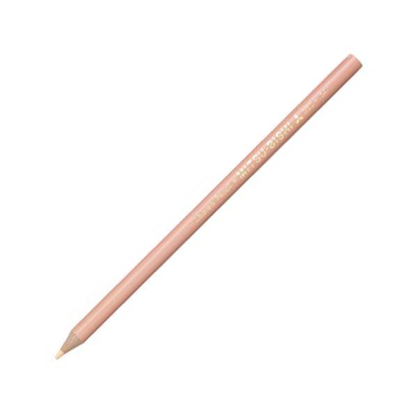 三菱の色鉛筆 (まとめ) 三菱鉛筆 色鉛筆880級 うすだいだいK880.54 1ダース 【×30セット】