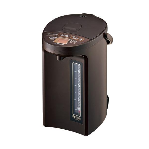 象印 マイコン沸とうVE電気まほうびん優湯生 4.0L ブラウン CV-GB40-TA 1台