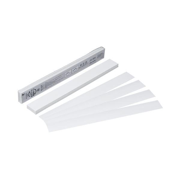 (まとめ) ニチバン 製本テープ<再生紙>業務用 35×297mm 白 BKL-A4505 1パック(50枚) 【×10セット】