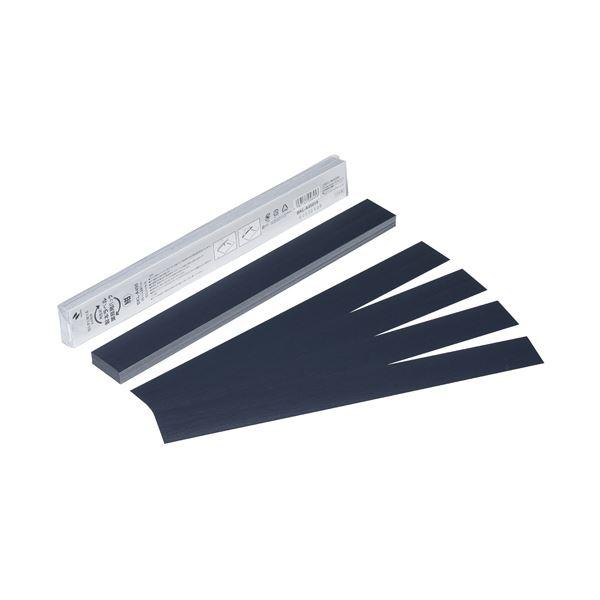 (まとめ) ニチバン 製本テープ<再生紙>業務用 35×297mm 紺 BKL-A45019 1パック(50枚) 【×10セット】