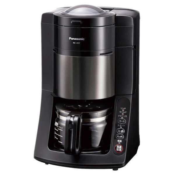 沸騰浄水コーヒーメーカー (ブラック)