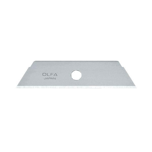 (まとめ) オルファ サブナイフL型用替刃(108B用) XB108S 1パック(5枚) 【×50セット】