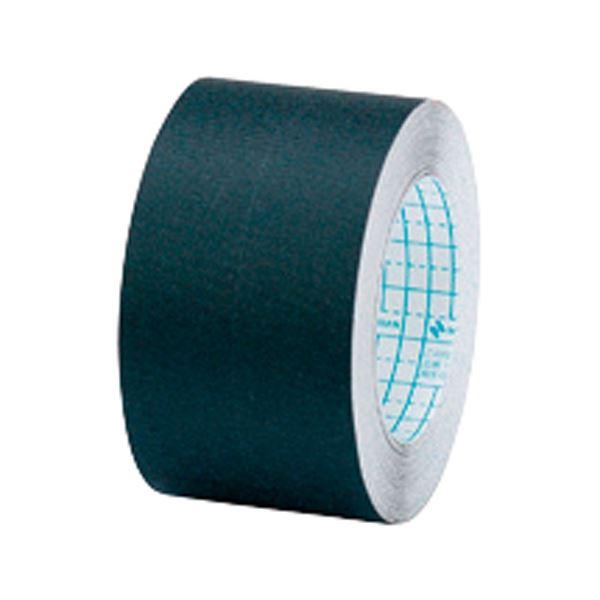 (まとめ)ニチバン 製本テープ布 BK-C50 黒 50mm(×30セット)