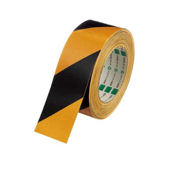 (まとめ)オカモト 布テープ トラ No.111 キクロ 50mm×25m【×30セット】