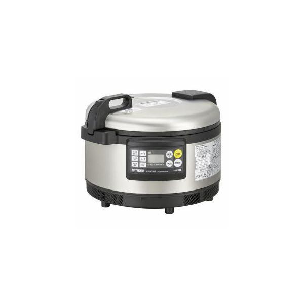 タイガー 業務用IH炊飯ジャー 炊きたて 2升 ステンレス JIW-G361XS