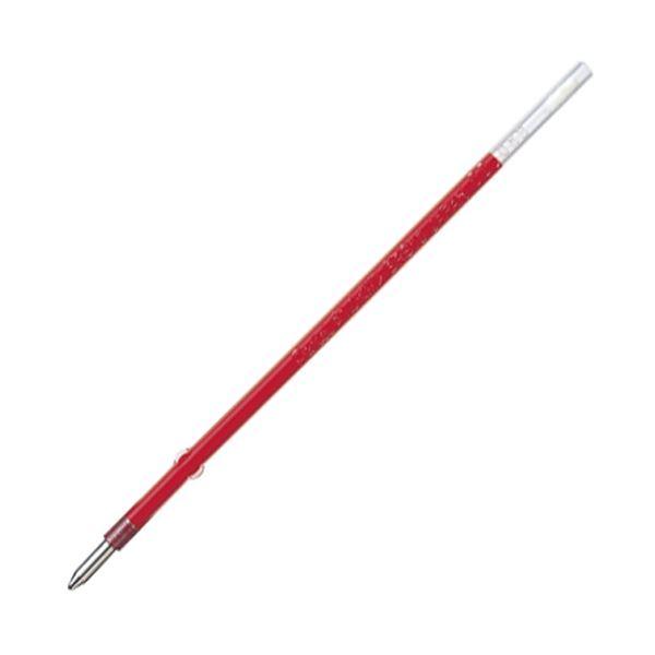(まとめ) ぺんてる 油性ボールペン替芯 1.0mm赤 ローリーノック式用 BPS10-B2 1セット(20本:2本×10パック) 【×10セット】