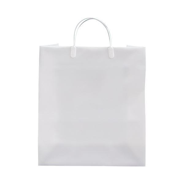 (まとめ) 今村紙工 ハッピータックビニールバック340X375 10枚【×10セット】