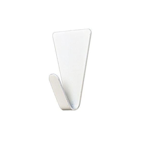(まとめ)レック ミニフック ホワイト ミニ 5個入り H-013 【120個セット】