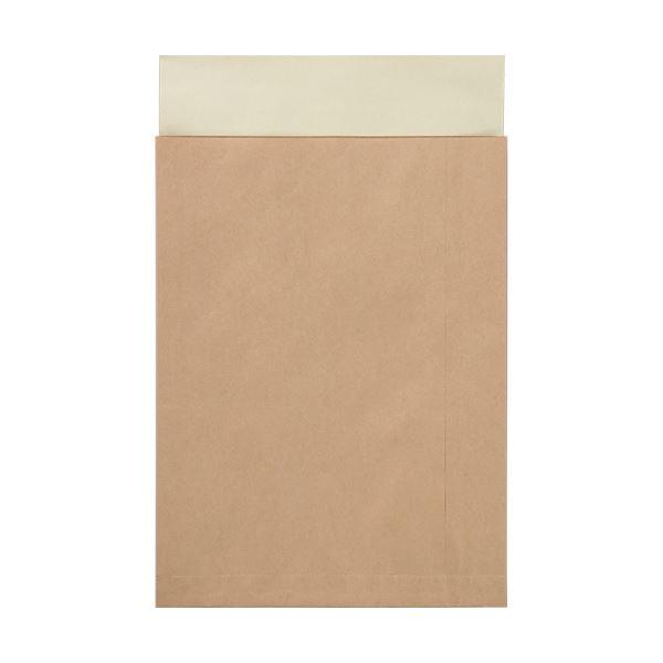 (まとめ) キングコーポレーションポストイン定形外未晒クラフト封筒 190411 1ケース(100枚) 【×5セット】
