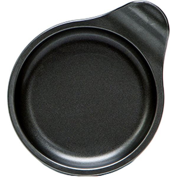 (まとめ) トースターパン/調理器具 【目玉焼きプレート】 アルミ製 フッ素樹脂加工 朝ごはん調理 時短調理 【×40個セット】