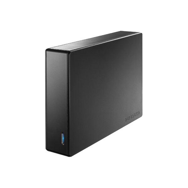 アイ・オー・データ機器 USB3.1 Gen1(USB3.0)/2.0対応外付ハードディスク(長期保証&保守サポート)6TB