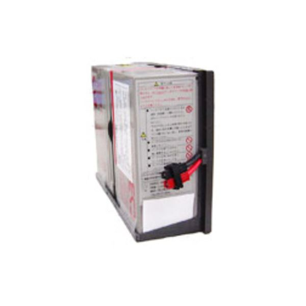 オムロン UPS交換用バッテリパックBX75SW・BY75SW用 BXB75S 1個