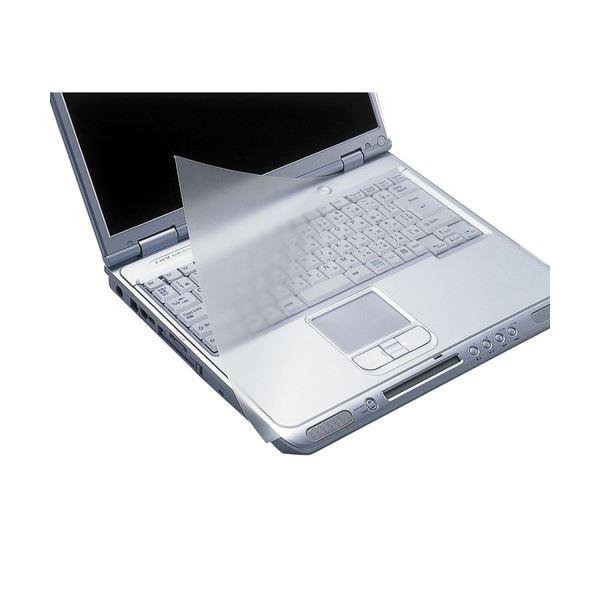 (まとめ) エレコム キーボードカバー ぴたッとシートSUPER ノートPC用 PKU-FREE2 1枚 【×10セット】