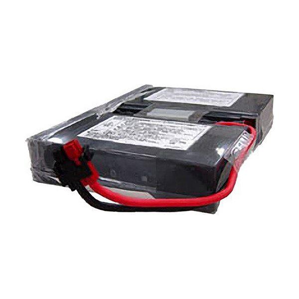 (まとめ)オムロン UPS交換用バッテリパックBX35F・50F用 BXB50F 1個【×3セット】