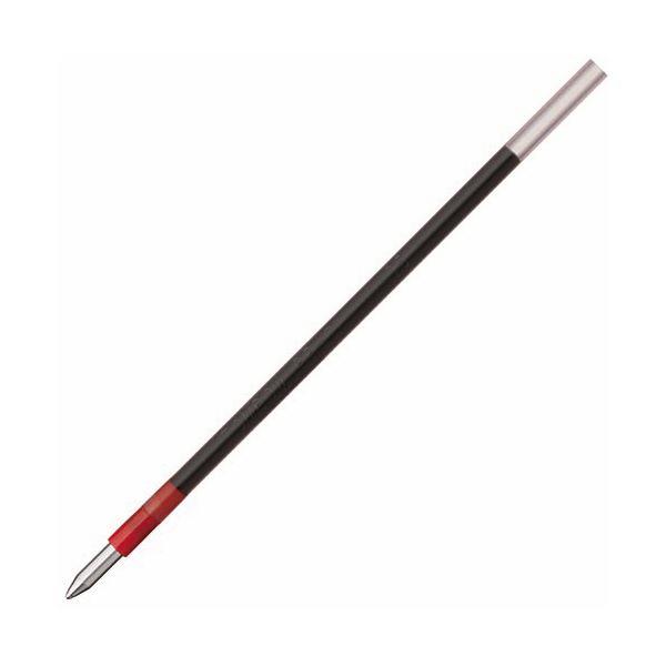 (まとめ) トンボ鉛筆 油性ボールペン替芯 CL 0.7mm 赤 リポータースマート用 BR-CL25 1セット(5本) 【×30セット】