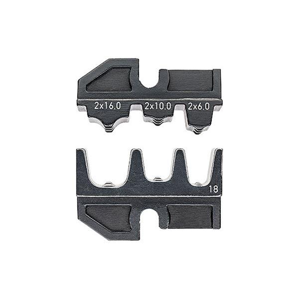 (9743-200用) KNIPEX(クニペックス) 9749-18 圧着ダイス