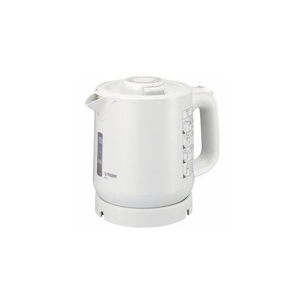 タイガー 業務用電気ケトル 0.8L ホワイト PCJ-H081-W
