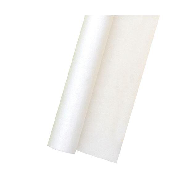 (まとめ) ササガワ 不織布 Jロール700mm×20m 白 49-9008 1巻 【×10セット】