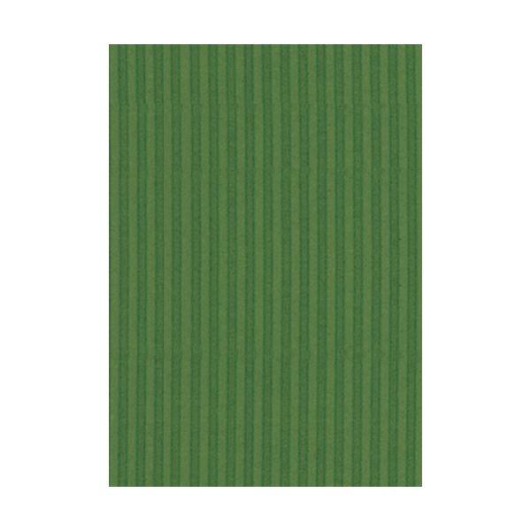 (まとめ) ヒサゴ リップルボード 薄口 A4グリーン RBU03A4 1パック(3枚) 【×50セット】