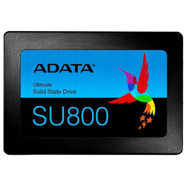 ADATA Ultimate SU800 SSD 2.5inch SATA 1TB 3D TLC採用