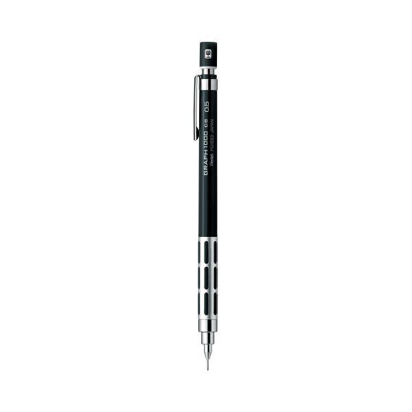 (まとめ)ぺんてる グラフ1000CS 0.5mmブラック PG1005CS-A【×30セット】