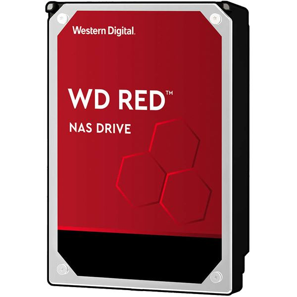 WD Redシリーズ 3.5インチ内蔵HDD 2TB SATA6.0Gb/sIntelliPower 256MB WD20EFAX-RT