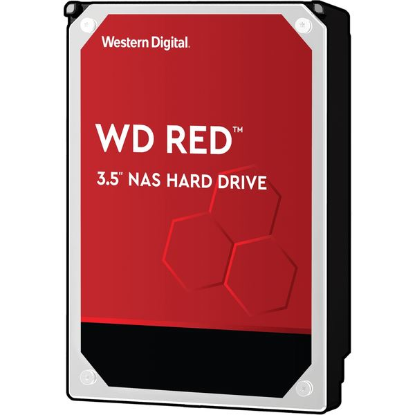 WD Redシリーズ 3.5インチ内蔵HDD 6TB SATA6.0Gb/sIntelliPower 256MB