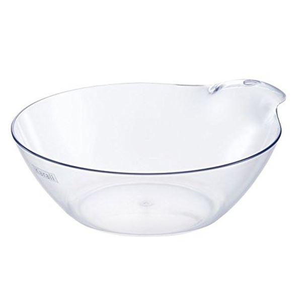 (まとめ) 風呂桶/湯桶 【ナチュラル】 フック穴付き バス用品 HG 【×30個セット】