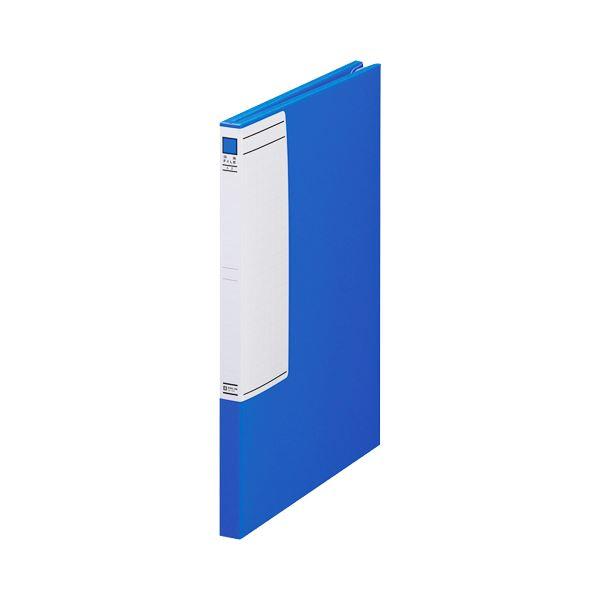 (まとめ) キングジム 図面ファイルGP ボード表紙 A2 2つ折 背幅27mm 青 1162 1冊 【×10セット】