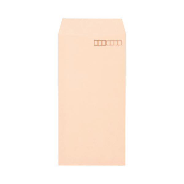 (まとめ) キングコーポレーション ソフトカラー封筒 長3 80g/m2 〒枠あり ピンク N3S80P 1パック(100枚) 【×30セット】