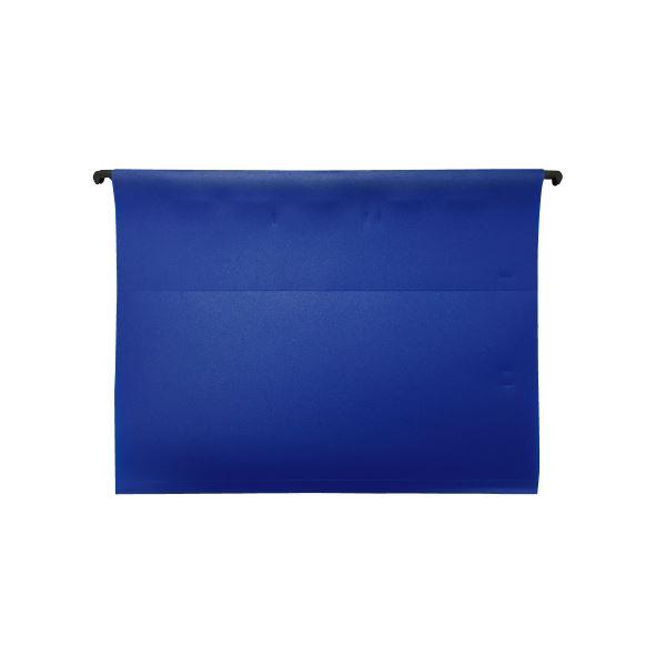 (まとめ)ESSELTE PPハンギングフォルダ 5枚 ブルー 626105【×30セット】