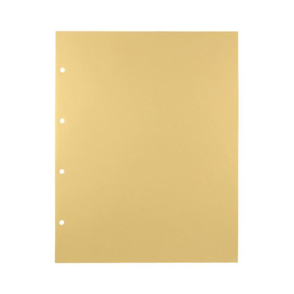 (まとめ) キングジム デラックス透明ポケットB4タテ 2・4穴 104D 1パック(10枚) 【×30セット】