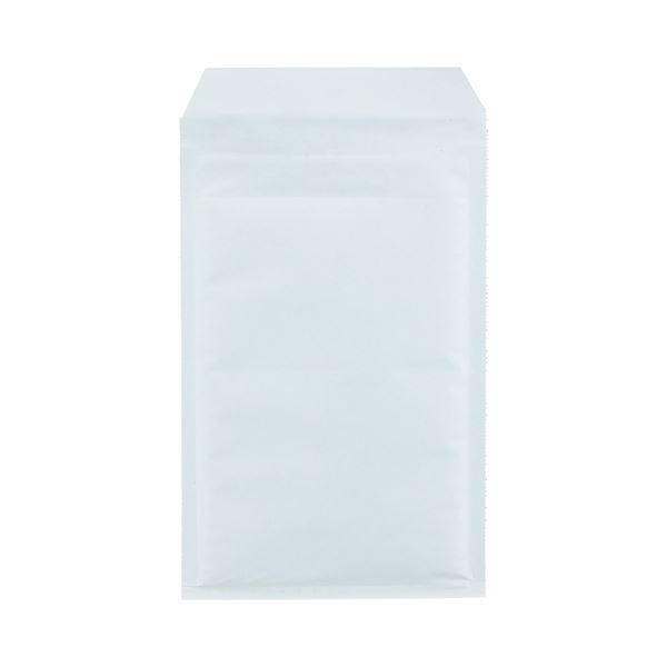 (まとめ)TANOSEE クッション封筒エコノミー ビデオ・CD用 内寸170×270mm ホワイト 1パック(150枚)【×3セット】