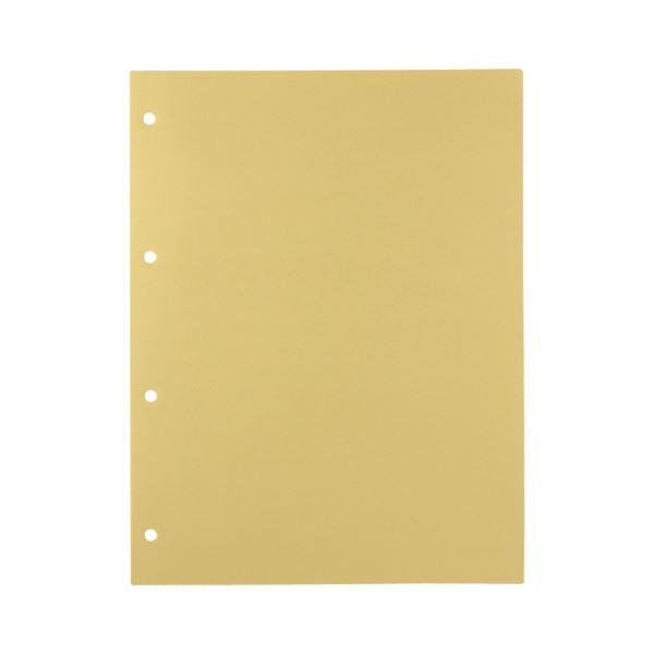 (まとめ) キングジム デラックス透明ポケットA4タテ 2・4穴 103D 1セット(100枚:10枚×10パック) 【×5セット】