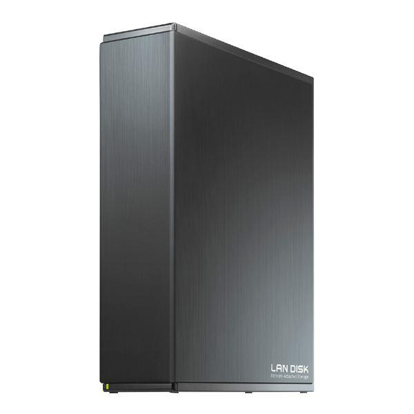 ネットワーク接続ハードディスク(NAS) 4TB HDL-TA4
