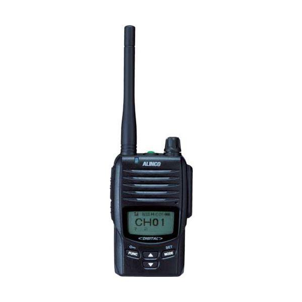 アルインコデジタル登録局無線機5W(AMBE)大容量バッテリーセット DJDPS50B 1個