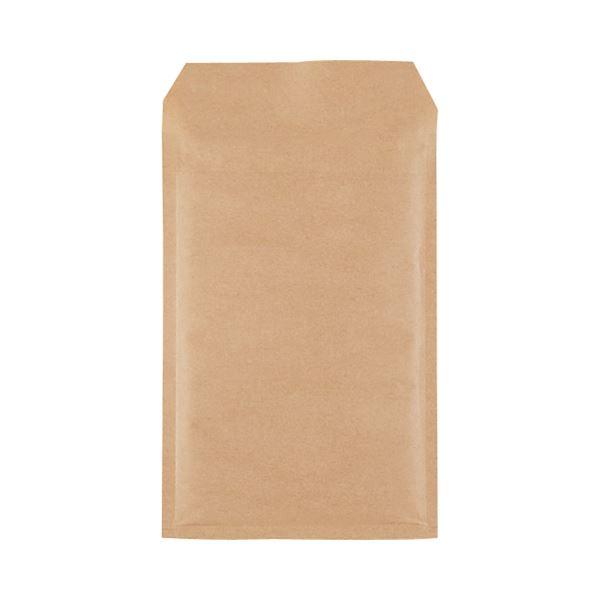 (まとめ)TANOSEE クッション封筒エコノミー ビデオ・CD用 内寸170×270mm 茶 1パック(150枚)【×3セット】