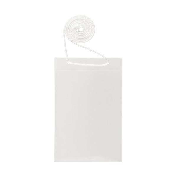 (まとめ) ソニック イベント名札スタンダードタイプ ハガキサイズ VN-8511 1パック(50枚) 【×10セット】