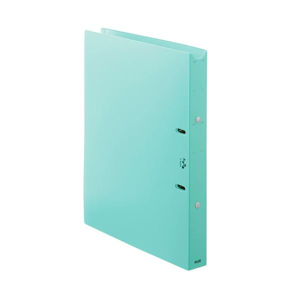 プラスたすけあ 利用者カルテRF背33 BL ブルー20冊