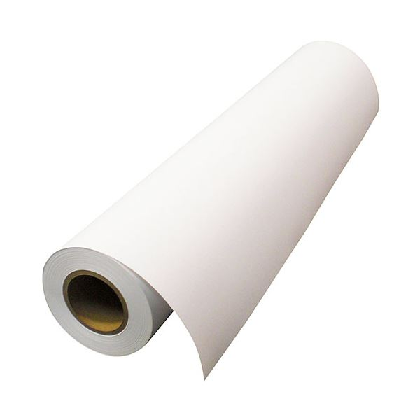 (まとめ) 中川製作所 普通紙スタンダードタイプ36インチロール 914mm×45m 0000-208-H14A 1本 【×5セット】