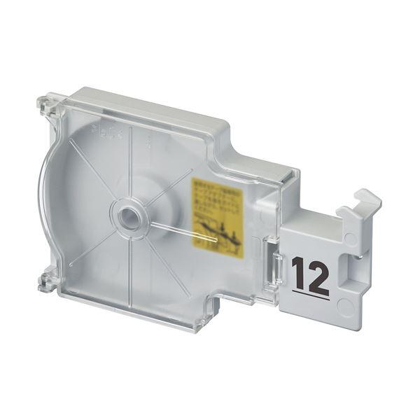 (まとめ)カシオ計算機 ラテコ専用テープアダプターTA-12(×50セット)